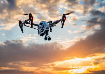 Drones, topografía y geodesia, LIDAR