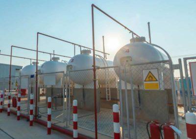 Gasificación de flota estatal de vehículos