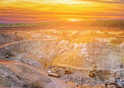 Minería de superficie